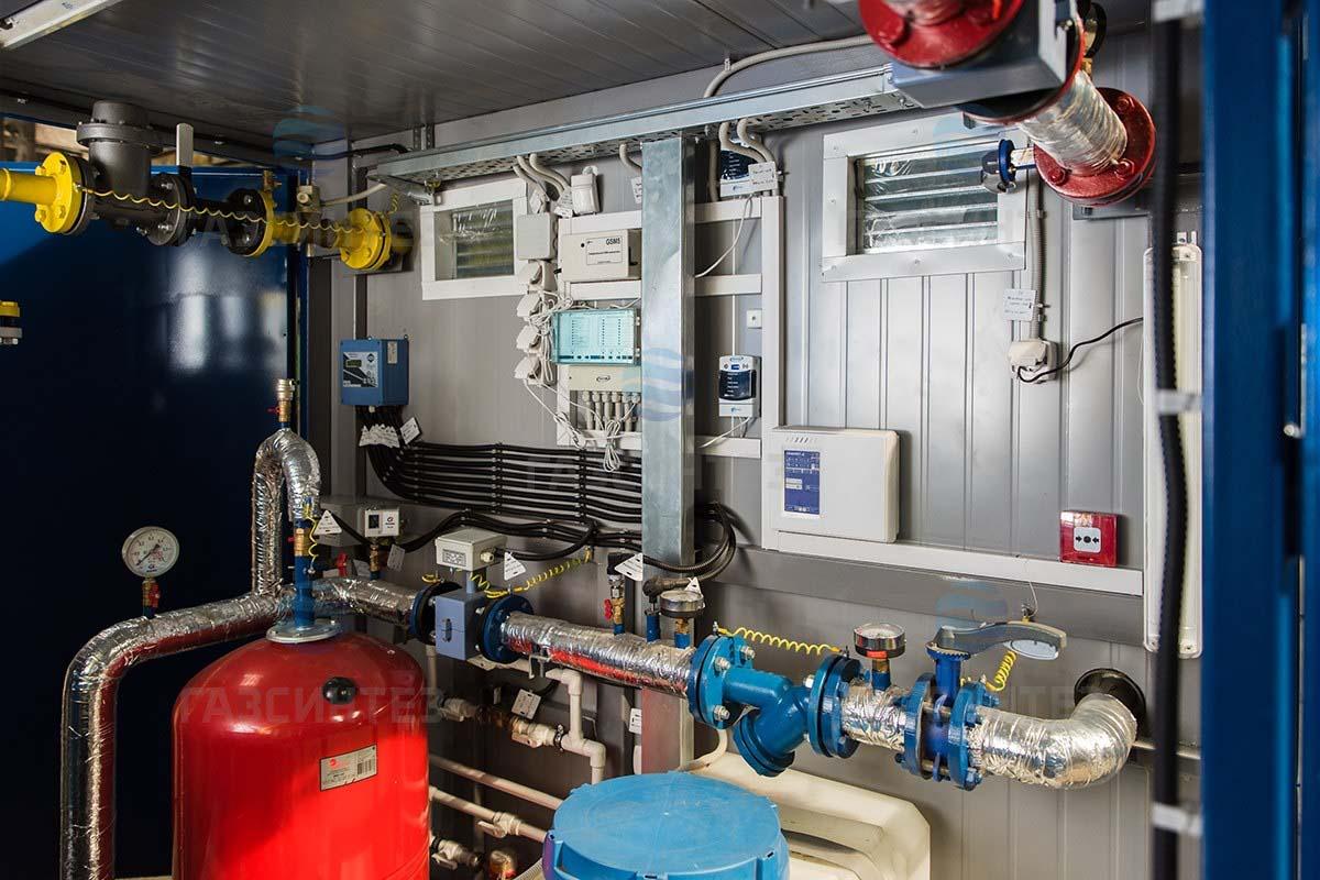 газовая котельная модульного типа что это