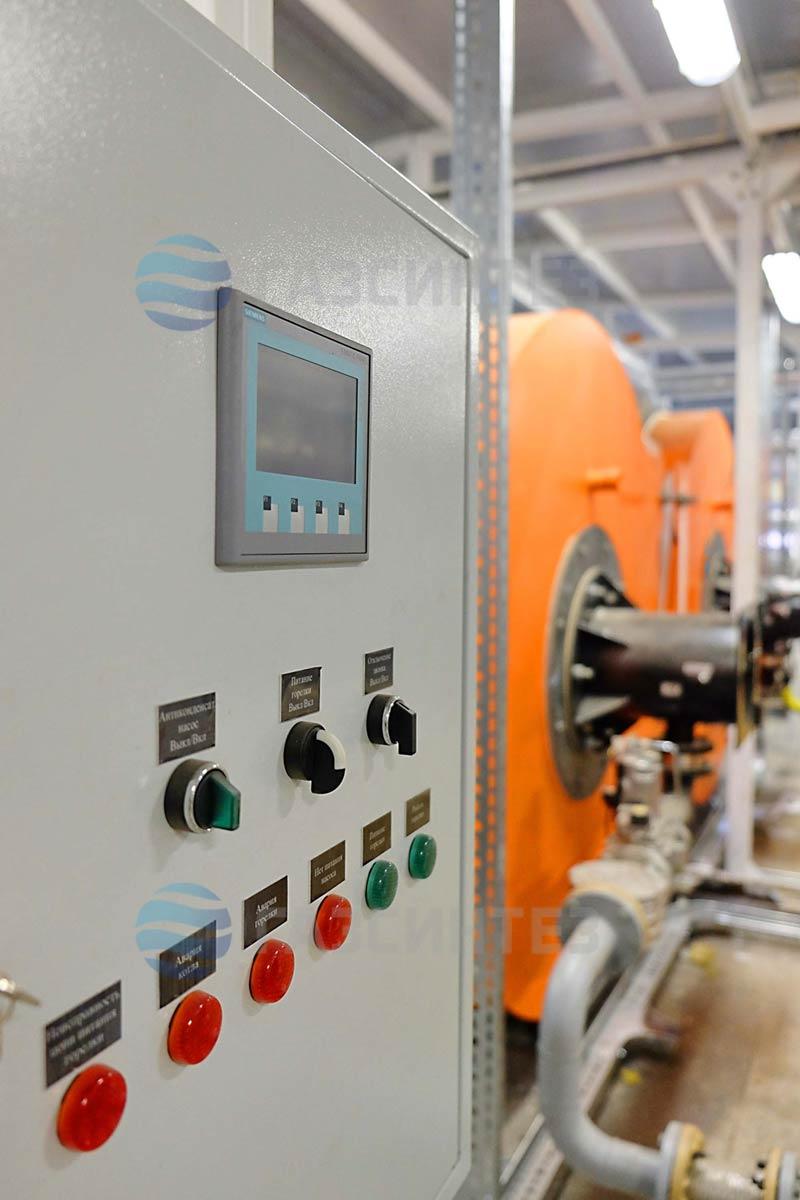 Резервуар наземный для хранения СУГ - 20 м3
