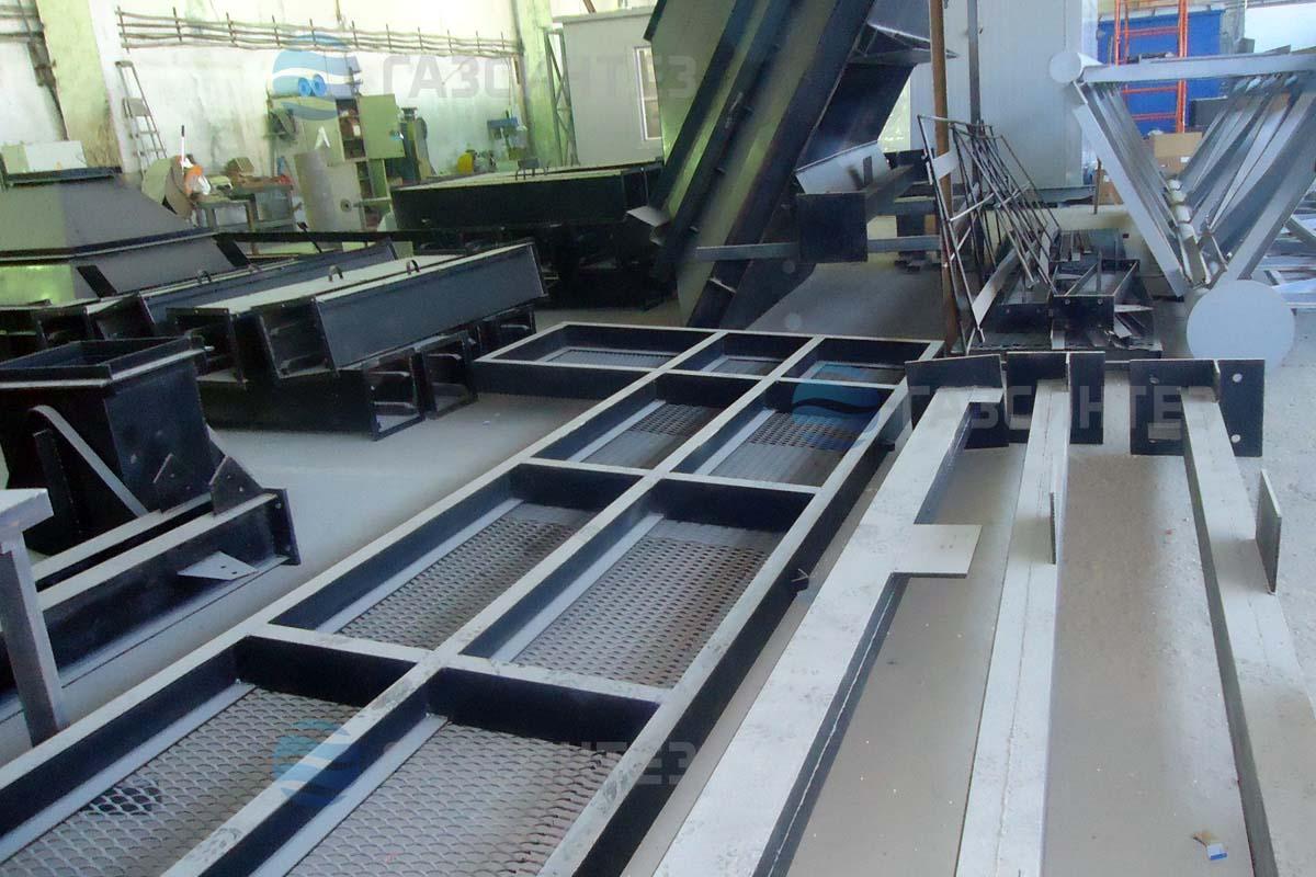 Металлоулавливатель конвейер ленточные транспортеры схемы