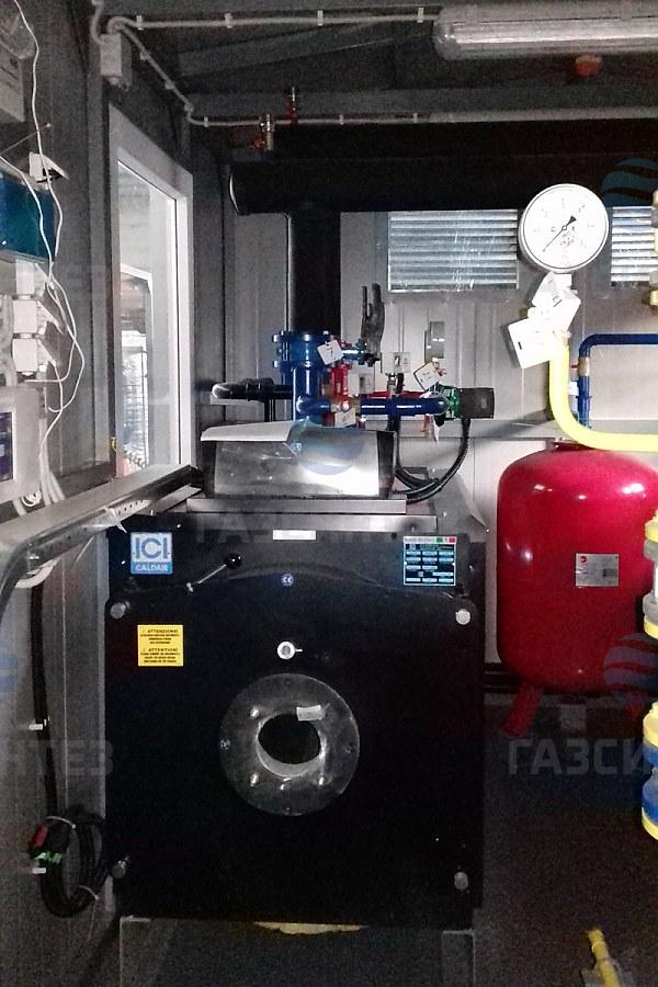 газовая котельная 600 квт цена
