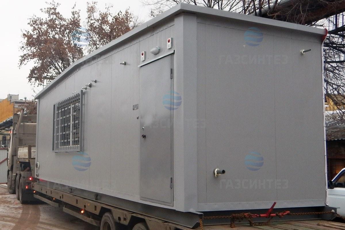 Блочно-модульные котельные ТКУ–2000