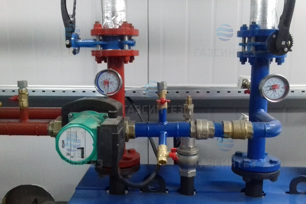 регуляторы давления газа назначение