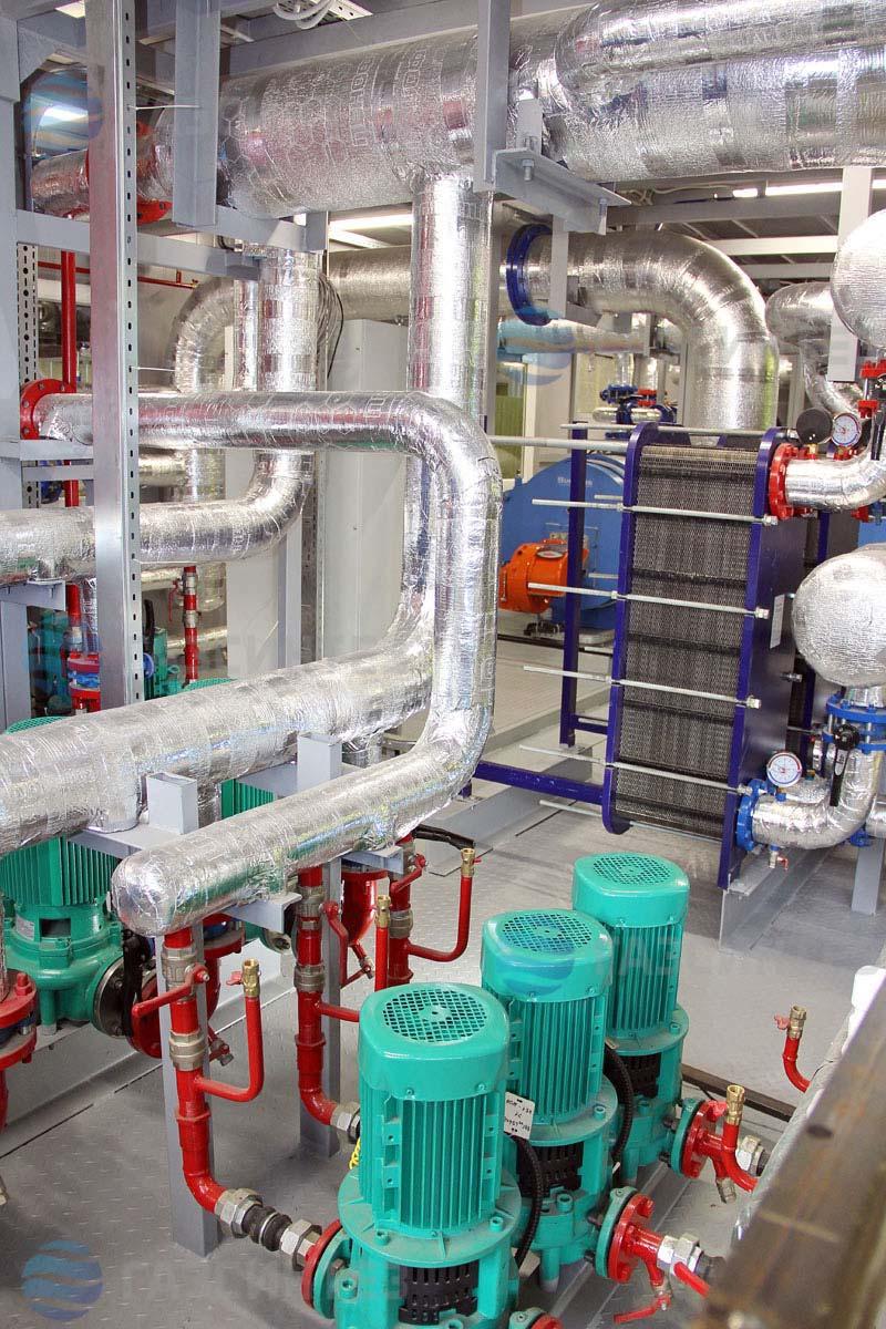 котельная модульная газовая мкв-15.277екб.0414сб завода котельного оборудования