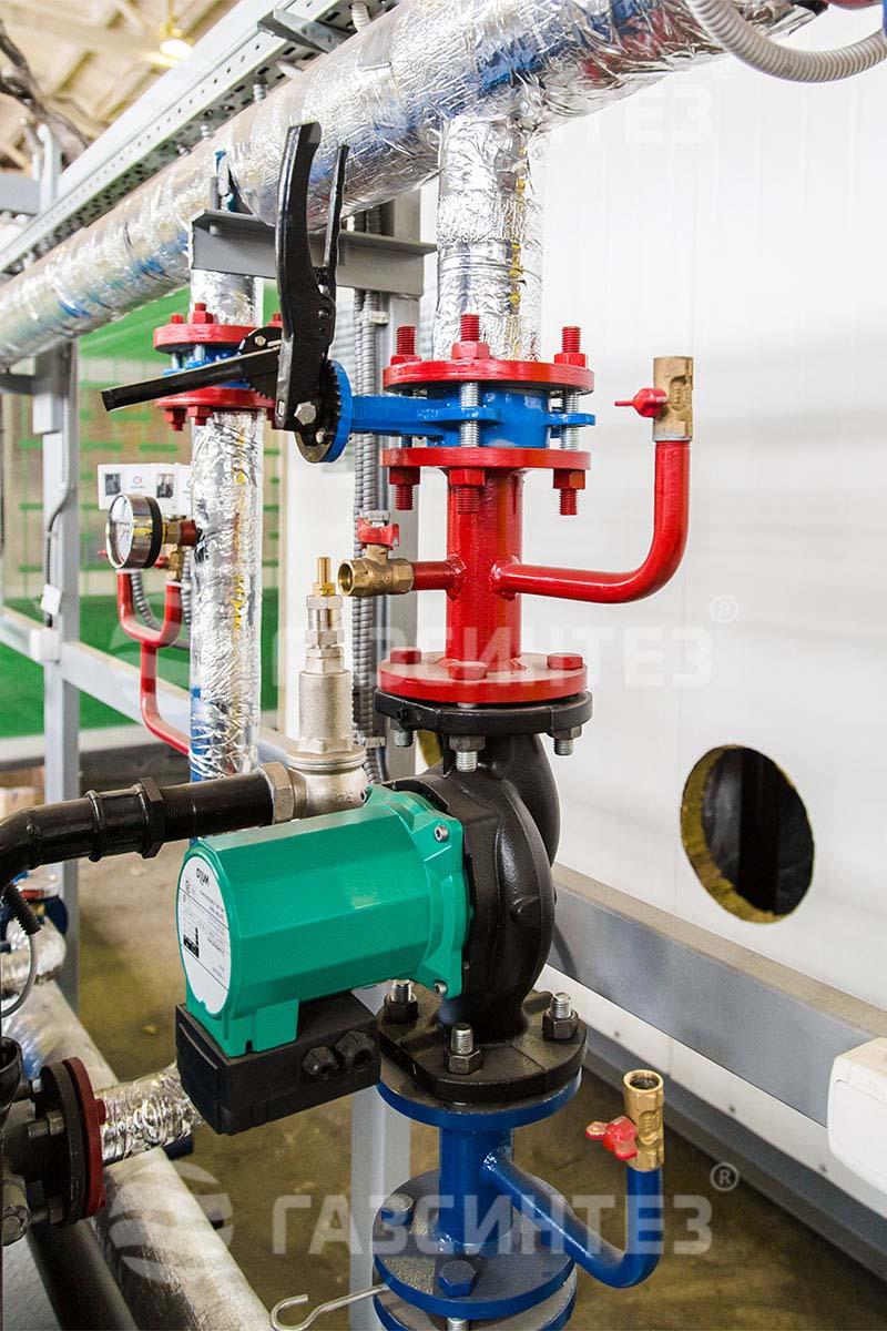 тарифы на газ, поставляемые для крышной котельной